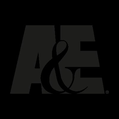 A&E Television logo vector