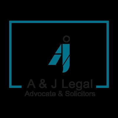 A & J Legal (.EPS) logo vector
