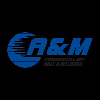 A&M logo vector