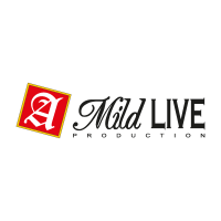 A Mild Live Production vector logo