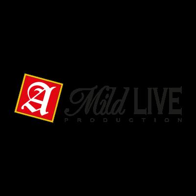 A Mild Live Production logo vector