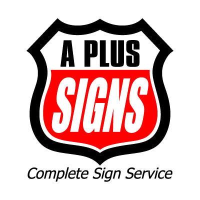 A Plus Signs logo vector