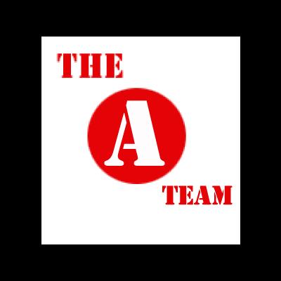 A Team vector logo