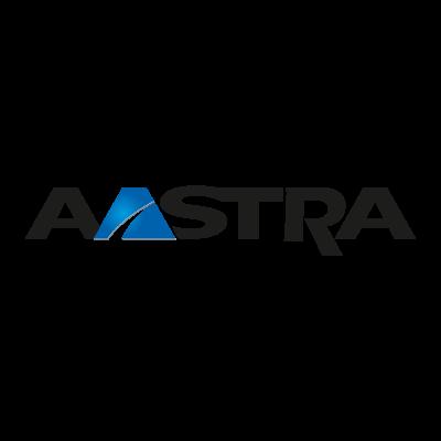 Aastra logo vector