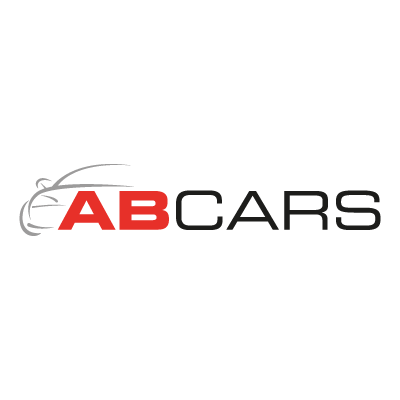 AB Cars logo vector