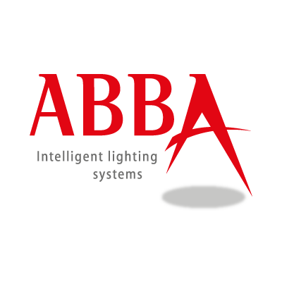 Abba Lightings vector logo