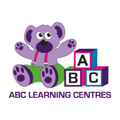ABC Learning centres logo vector
