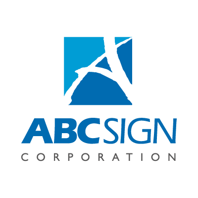 ABC Sign Corporation logo vector