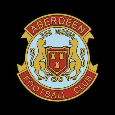 Aberdeen FC logo vector
