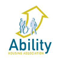 Ability Housing Association vector logo