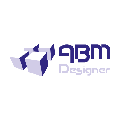 ABM Designer logo vector