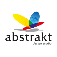 Abstrakt Adv. vector logo