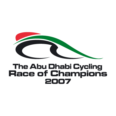 Abu Dhabi Cycling Race of Champions logo vector