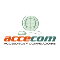 Accecom vector logo