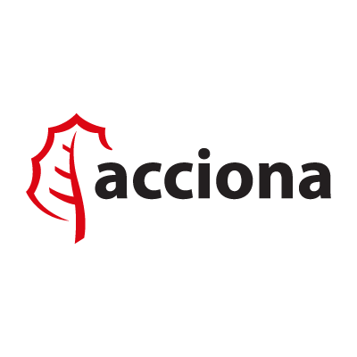 Acciona logo vector
