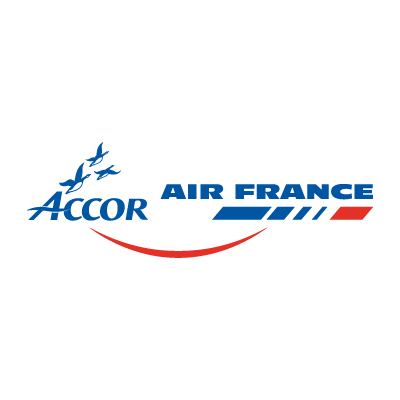 Accor Air France logo vector