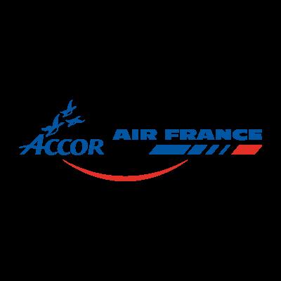 accor air france vector logo accor air france logo