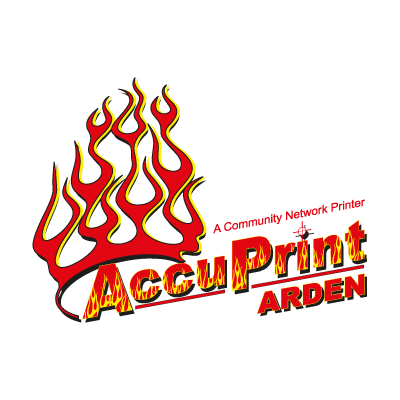 Accuprint – Arden vector logo