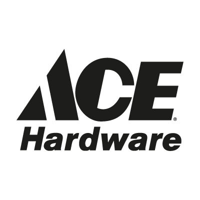 ACE Hardware Black logo vector