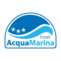 Acquamarina hotel vector logo