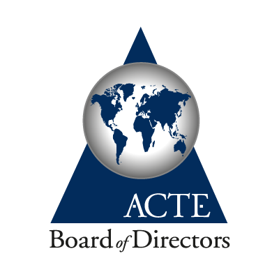 ACTE Board of Directors logo vector