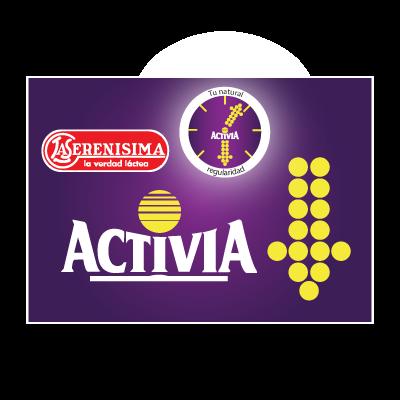 Activia – Argentina logo vector