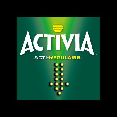 Activia logo vector