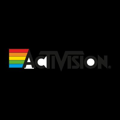 Activision rainbow logo vector