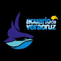 Acuario de Veracruz vector logo