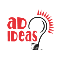 Ad Ideas vector logo