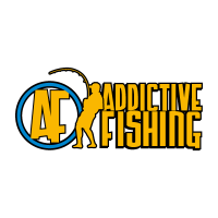 Addictive Fishing vector logo