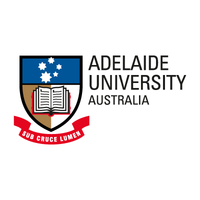 Adelaide University logo vector