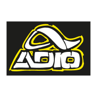Adio Clothing vector logo
