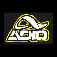 Adio Clothing vector logo