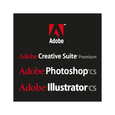 Adobe Black vector logo