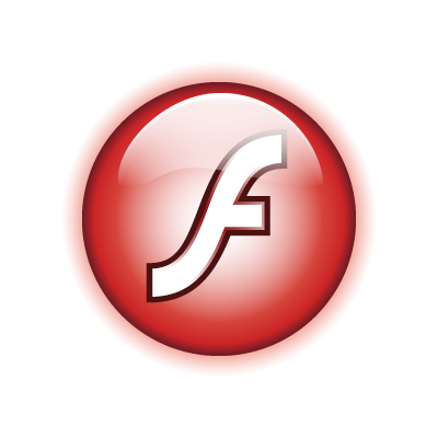 Adobe Flash 8 (.EPS) vector logo