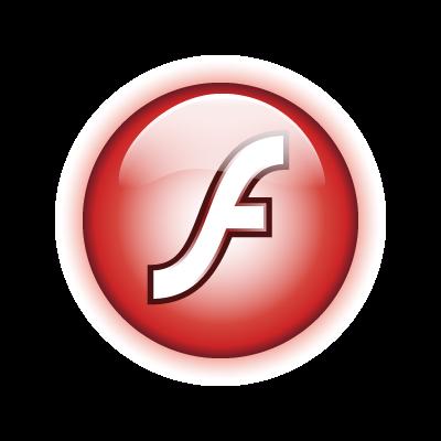 Adobe Flash 8 (.EPS) vector logo