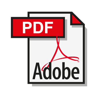 Adobe PDF Reference logo vector