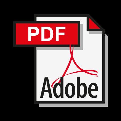 Adobe PDF Reference vector logo