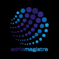 Adria magistra vector logo