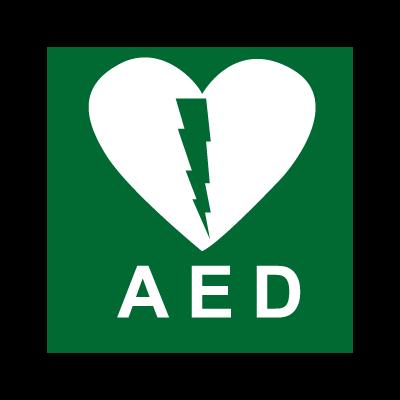 AED vector logo