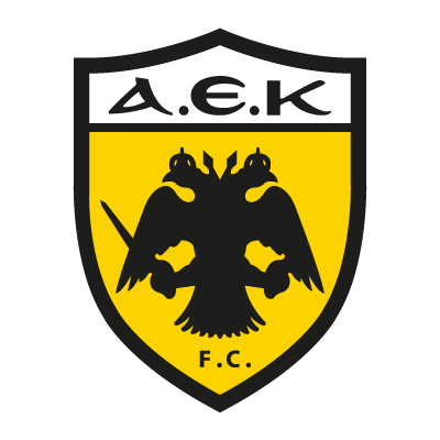 AEK F.C. logo vector