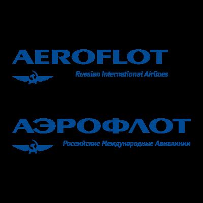 Aeroflot (.EPS) logo vector