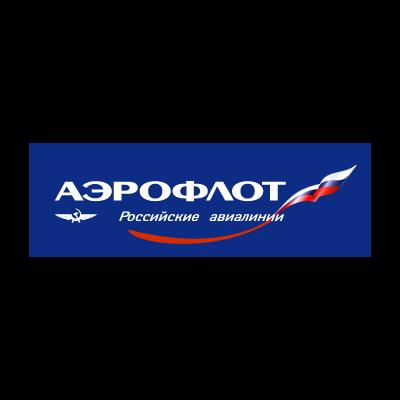 Aeroflot OJSC vector logo
