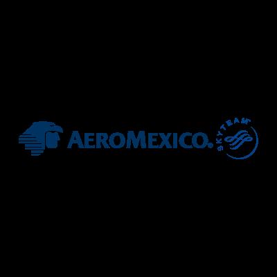 AeroMexico SkyTeam logo vector