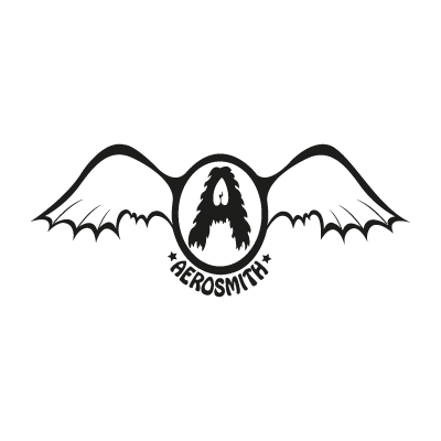 Aerosmith Record vector logo