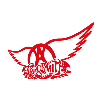 Aerosmith (Red) logo vector