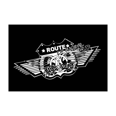 Aerosmith Route vector logo