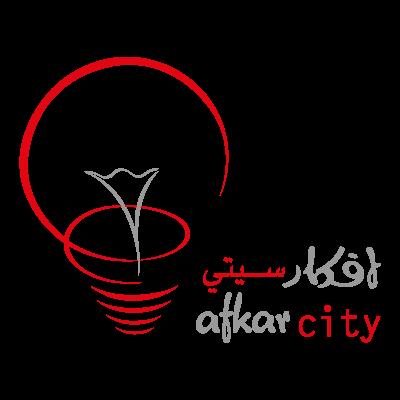 Afkarcity logo vector