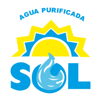Agua Sol vector logo